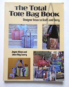 Image of The Total Tote Bag Book (1977)