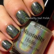 Image of Holo - The Top Coat Collection (holographic top coat) FREE SHIPPING