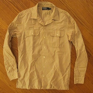Image of Polo Ralph Lauren Camp Shirt, Size Small