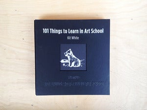 Image of 101 Things to Learn in Art School