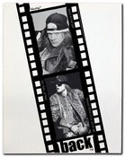 Image of Axl Rose Film canvas