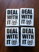 Image of Deal With it Stickers