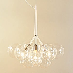 Image of Large Bubble Chandelier