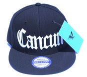 Image of The Cancun Life OLD ENGLISH snapback
