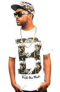 Image of Lowrider tee white