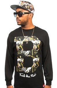 Image of Lowrider long sleeve black