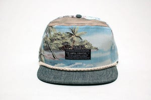 Image of SEVEN SEAS III Snapback - Blue