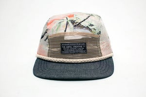 Image of SEVEN SEAS III Camp Hat - Orange