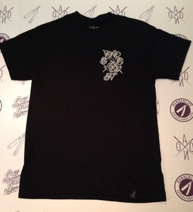 Image of ILLUMINATE TEE Black