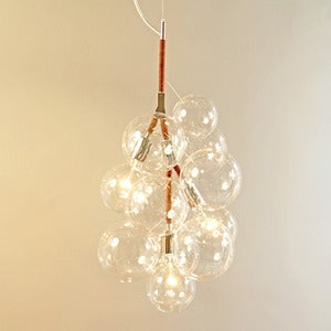 Image of Pendant Bubble Chandelier