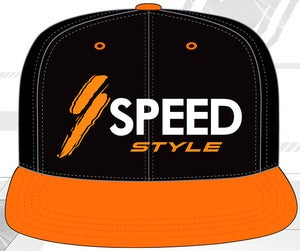 SPEED Style Orange One Hat