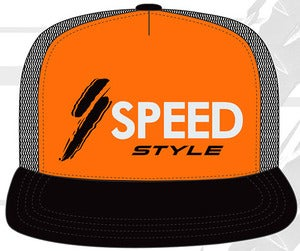 SPEED Style Icon Trucker Hat