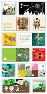 Image of Ammo Books - Modern Art Board Books