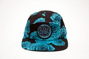 Image of STAY WEIRD Camp Hat