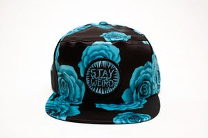 Image of STAY WEIRD Snapback