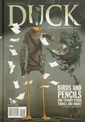 Image of Birds and Pencils: DUCK by Florian Satzinger