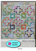 Image of Beach Comber Quilt Pattern