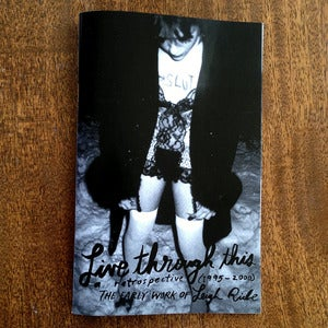 Image of 'Live Through This' Zine