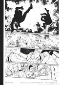 Image of Ultimate Comics Spider-Man #23, p. 20 Artist's Proof