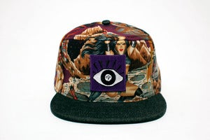 Image of HEAVY METAL Snapback