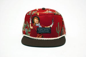 Image of REVERSE II Snapback - Red