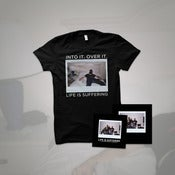 Image of Into It. Over It. - Life Is Suffering Book / 7 Inch Package Deal