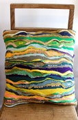 Image of Field of Sun Cushion - Lanscapes Collection