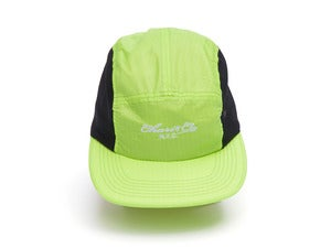 "Image of Chari & Co ""MESH RIPSTOP 5PANEL CAP"" / Lime"