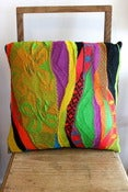 Image of Colour Valleys Cushion - Lanscapes Collection