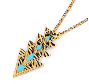 Image of Aztec Necklace