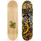 "Image of Shipyard Skates ""El Capitan"" Deck"
