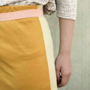 Image of SPROUT by GRO ° skirt yellow
