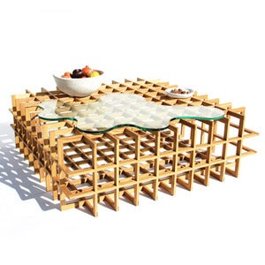 Image of Quadrat Cuboid 47 Coffee Table