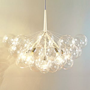 Image of Jumbo 36 Bubble Chandelier