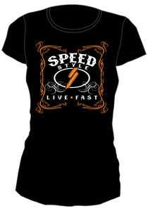SPEED Style Live Fast Shirt