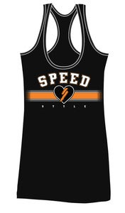 SPEED Style Heart Tank