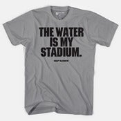 Image of Bass Brigade Stadium Tee - Athletic Heather