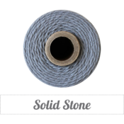 Image of Solid Stone Twine Spool - 240 yards