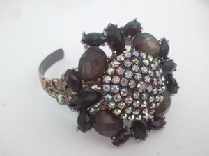 Image of Black Diamond sparkle cuff