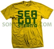 Image of FREE SHIRTS // SEA GOT STERN'D
