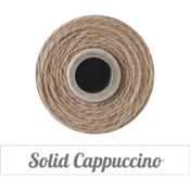 Image of Solid Cappuccino Twine Spool - 240 yards