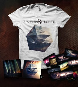 Image of UNEVEN STRUCTURE - '8' PRE-ORDER OPTION 2