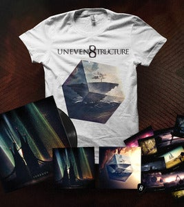 Image of UNEVEN STRUCTURE - '8' PRE-ORDER OPTION 4