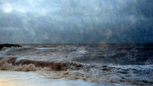 Image of Sea Storm Series: Fury