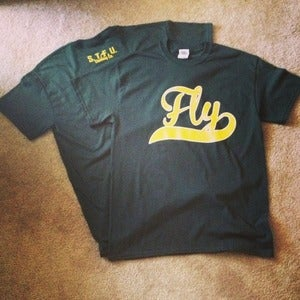 Image of Forest Green FLY Tee