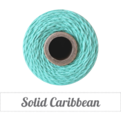 Image of Solid Caribbean Twine Spool - 240 yards