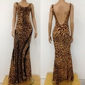 Image of Lola Dress (Leopard)