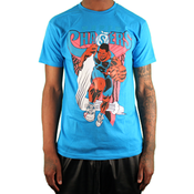 Image of Vault Knows Tee (Teal / Pink)