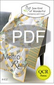 Image of Metro Rings ~ Pattern #402 (PDF Pattern)