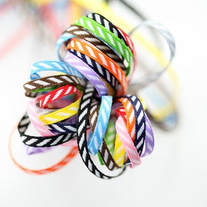 Image of Diagonal Stripe Ribbon